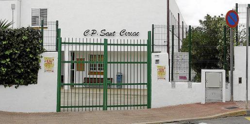 Imagen de archivo del colegio de Sant Ciriac.