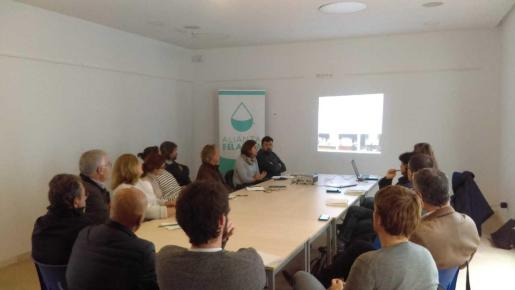 Imagen de la reunión celebrada el pasado martes