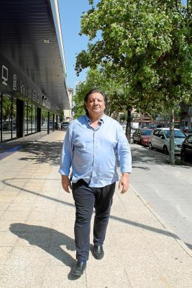 Xisco Mulet preside Aviba desde el pasado mes de junio.