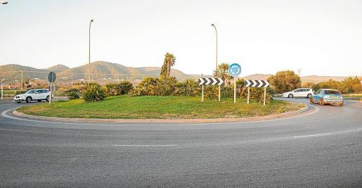 Las obras de la rotonda de ses Païsses son muy reclamadas por los vecinos de la zona.