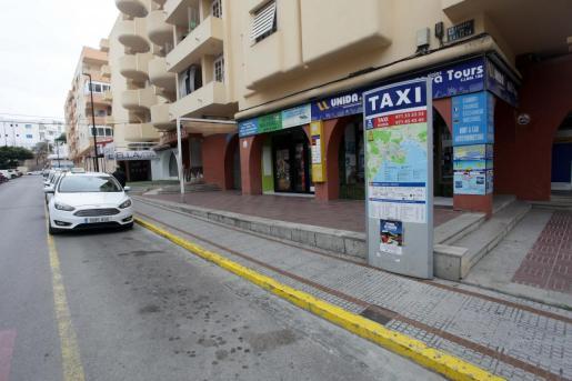 Vila trasladará la parada de la calle Galicia a otra zona aun por determinar.