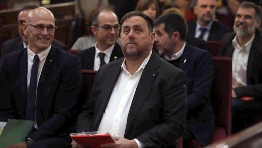 La Abogacía pide excarcelar a Junqueras para que pueda ejercer de eurodiputado