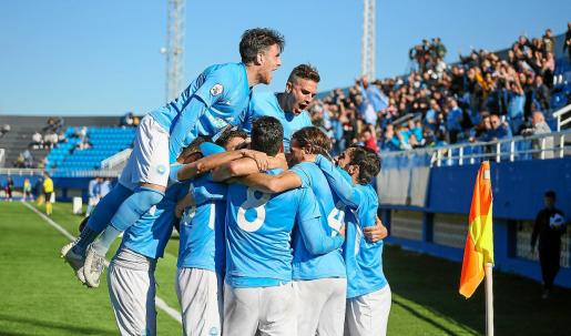 2019 comenzó con una victoria de la UD Ibiza contra el Melilla (2-1) en Can Misses.