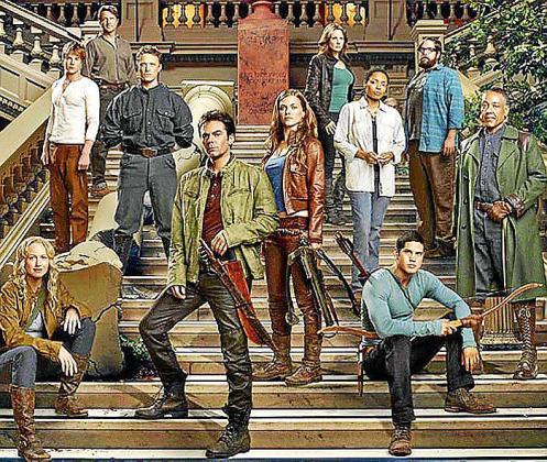 La serie narra la historia de un grupo de supervivientes en un mundo postapocalíptico.