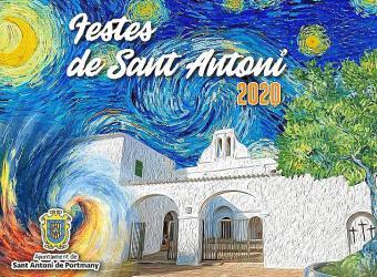 Sant Antoni celebra sus fiestas patronales durante más de tres meses.