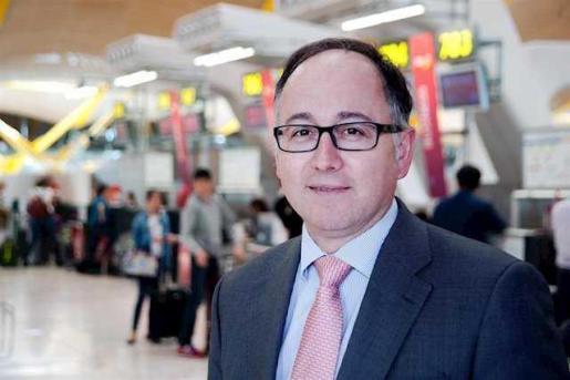 Luis Gallego, actual presidente de la compañía Iberia.