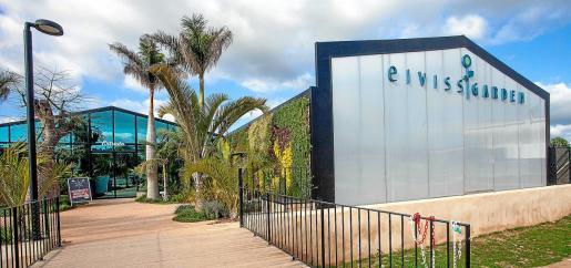 Las instalaciones de Eiviss Garden están situadas en la carretera de Sant Joan.