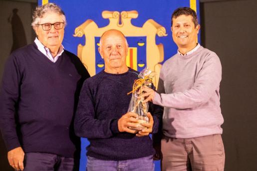 Una imagen de la entrega de premios a los mejores deportistas de Sant Antoni.