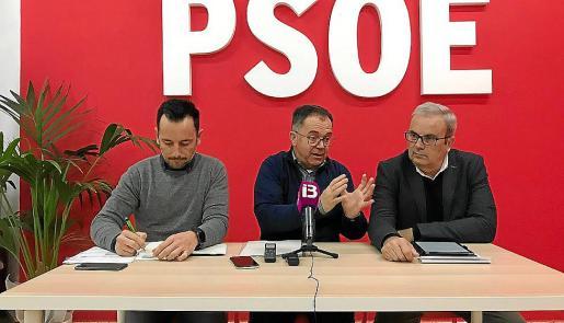 El PSOE presentará una moción en el Consell d'Eivissa para exigir un reparto justo de los PIOS