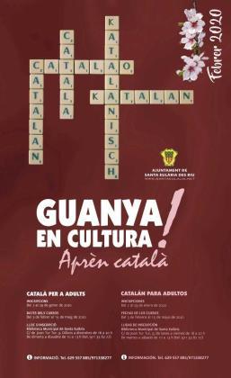 El plazo para realizar las inscripciones de los cursos de catalán es hasta el 29 de enero