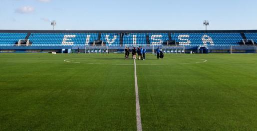 Estadio de Can Misses.