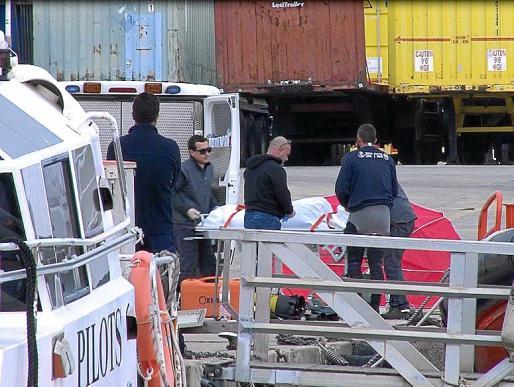Un submarinista muerto en el puerto de Ibiza fue la primera víctima del año.