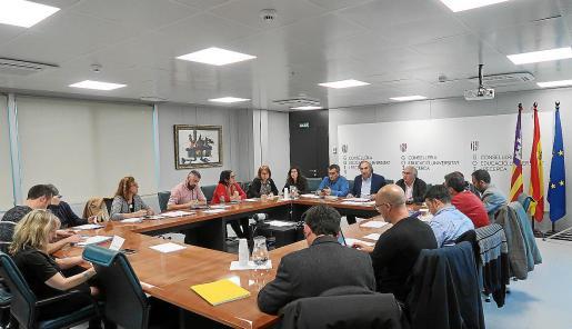 Educació y las asociaciones llegaron el miércoles a un principio de acuerdo.