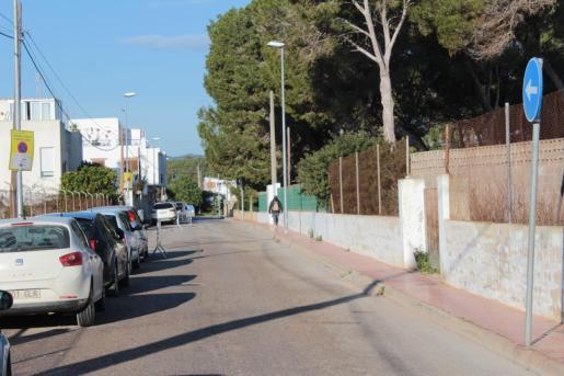 Calle Font des Murtar.