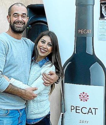 Gabriel Rebassa y Cata Cañellas.