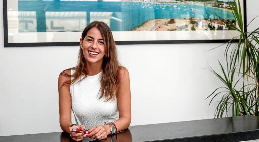 Ana Gordillo Costa, presidenta Fehif.