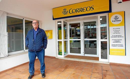 Jose María Vera Ripoll puso una reclamación y Corrreos le contestó que la carta que envió el pasado 4 de enero había sido entregada el día 15, sin más explicaciones por el retraso.