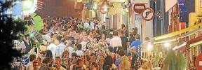 Empresarios del West End piden que el decreto contra los excesos se aplique en toda la isla
