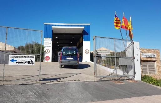 La ITV de Formentera.