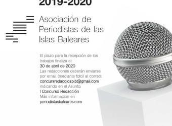 APIB convoca un concurso de redacción escolar sobre periodismo con premios para alumnos y profesores