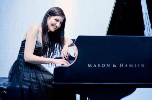 Paula Ríos en el XIII Festival de Música Clásica Pianino 2020.