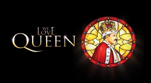 We Love Queen será representada en Auditórium de Palma