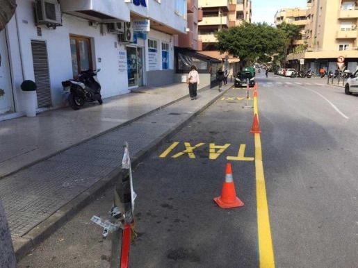 Las paradas sustituyen a la de la calle Galicia