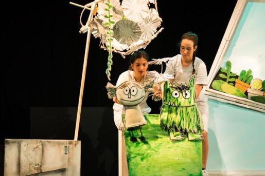 'El monstre de colors' en el Teatre Municipal Catalina Valls.