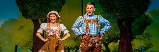 El Auditórium de Palma acoge el espectáculo 'Hansel y Gretel'.