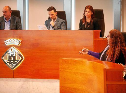 Viviana de Sans interpeló al equipo de gobierno sobre la Oficina Contra el Intrusismo.