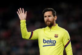 Messi desata la guerra en el Barça