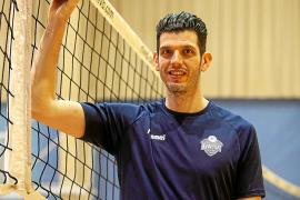 Sugrañes, jugador del Ushuaïa Ibiza Vóley: «Estamos creciendo como equipo»