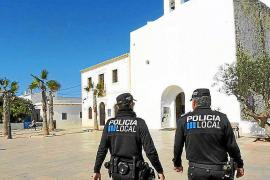 La Policía de Formentera denunció a 166 conductores por exceso de velocidad o drogas en 2019