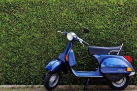 El ciclomotor, una gran alternativa al coche en la isla