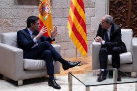 Torra propondrá al independentismo que la mesa de diálogo requiera de un mediador