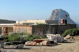 Sant Josep espera archivar el proyecto de hotel rural de Cala d'Hort la próxima semana