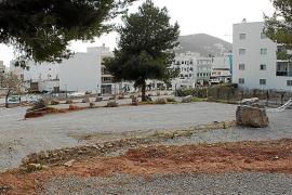 Santa Eulària abre un nuevo aparcamiento para cien vehículos