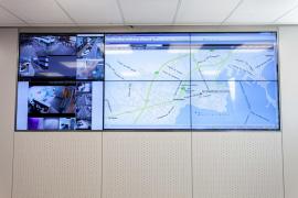 El PP denuncia que las cámaras de vigilancia de la ciudad de Ibiza no funcionan