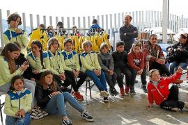 El CNSA arrasa en la Copa de Balears