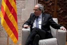 Torra defiende centrar la mesa de diálogo solo en la «raíz del conflicto político» catalán