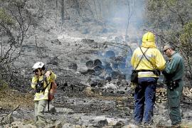 Acepta 6 meses de cárcel por causar por imprudencia un incendio forestal