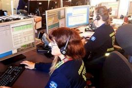 El teléfono 112 gestionó 18.054 incidentes en Ibiza en 2019