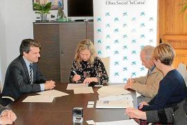 Santa Eulària renueva el convenio con LaCaixa para el envejecimiento activo