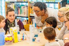 Ciencia al alcance de los niños y sus familias