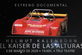 El documental de Helmut Kalenborn en Palma