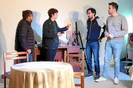 Sorpresas y mucho humor en la última obra de la compañía Teatro Attípico