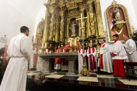 El día grande de Santa Eulària, en imágenes (Fotos: Daniel Espinosa).