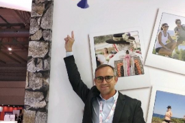 Angel Piné, nuevo presidente del Ibiza Convention Bureau
