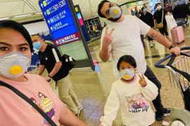 Una familia ibicenca ante el coronavirus