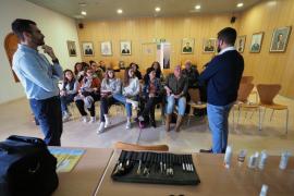 Sant Josep acoge un taller sobre cuidados de la piel en pacientes con cáncer